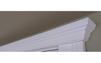 Door molding for doors
